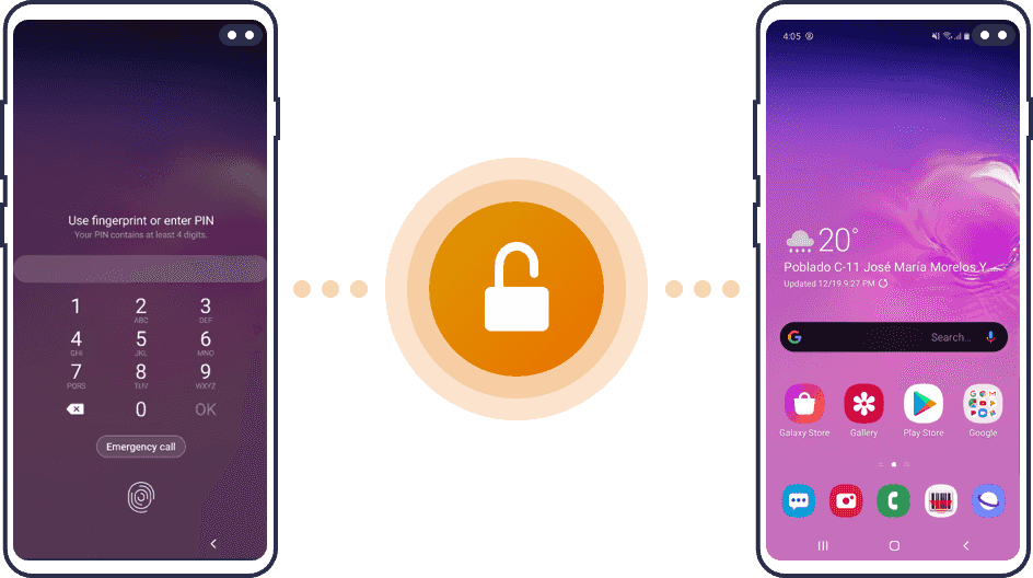 unlock android phone passfab android unlocker